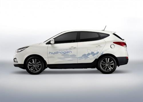 Hyundai ix35 Fuel Cell, voiture à hydrogène